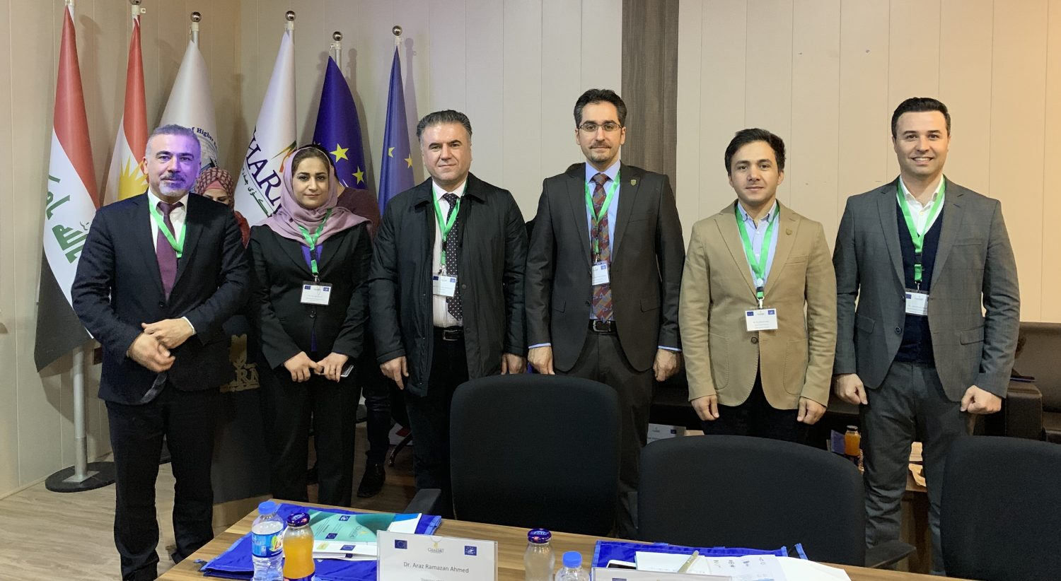 EPU participated a workshop within TIGRIS project in Europe
