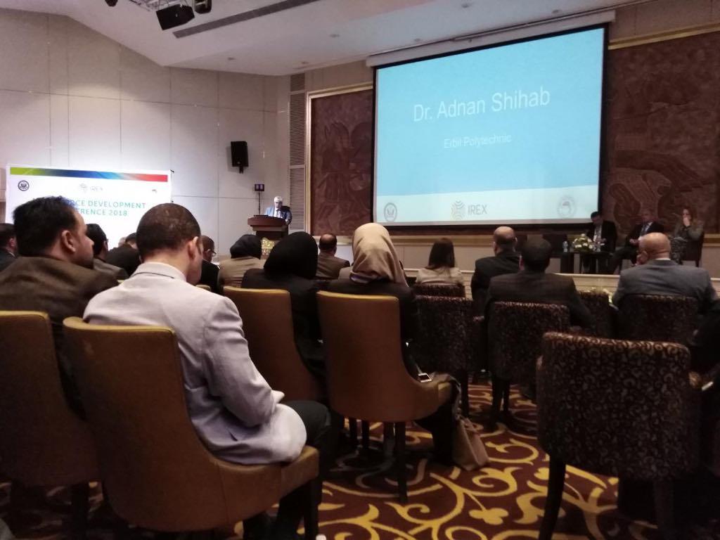 EPU participated a Workforce Development Conference