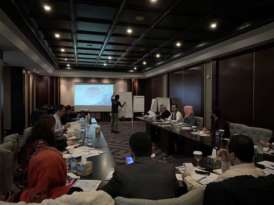 EPU participated a training course regarding Solar Energy