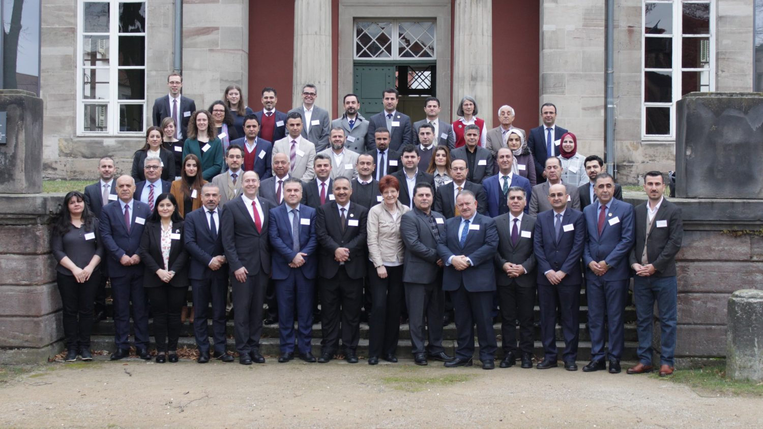 A delegation from EPU  participates in a workshop on the development of internationalization strategies