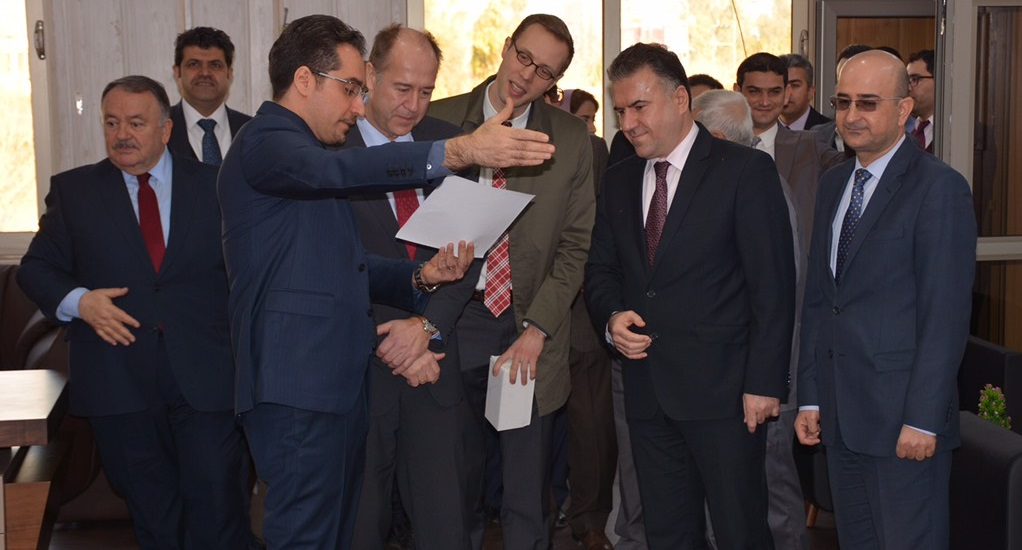 EPU established the directorate of international office