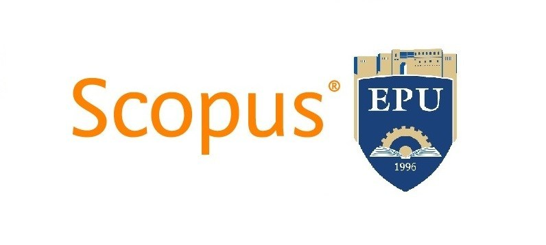 EPU has been registered at Scopus database