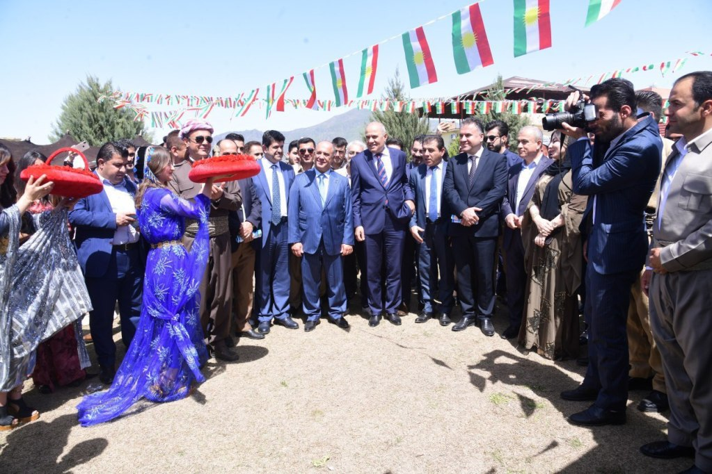EPU conducted the second annual cultural festival at Soran technical institute