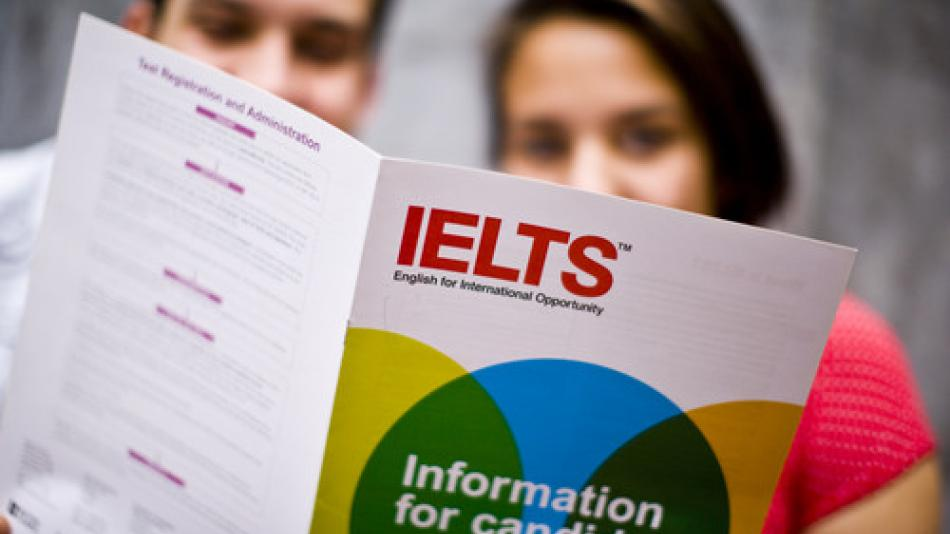 EPU language center conducted an IELTS training course for master and PhD candidates