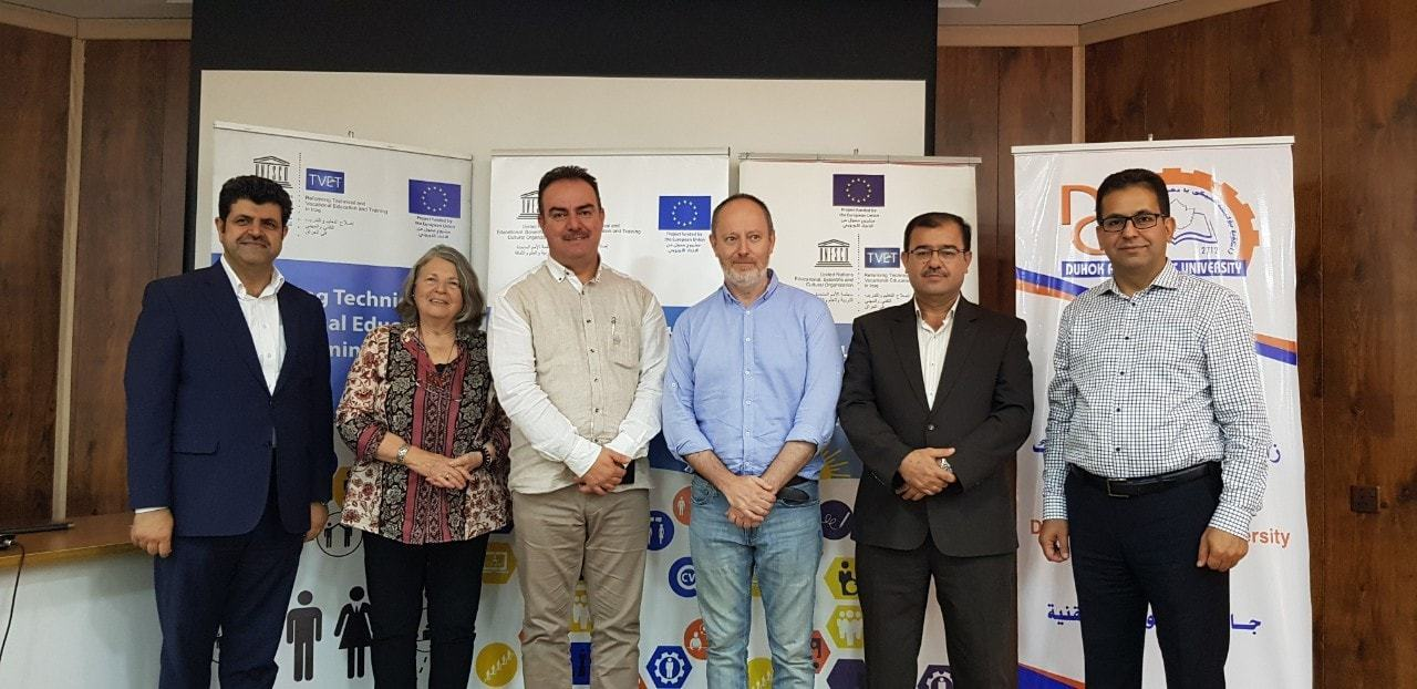 EPU participated in another series of TVET workshops