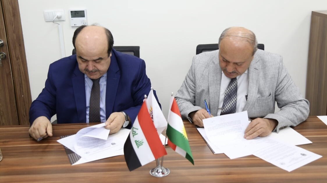 Erbil Polytechnic University And Tishk International University Have Renewed The Cooperation Contract And Holding International Conference