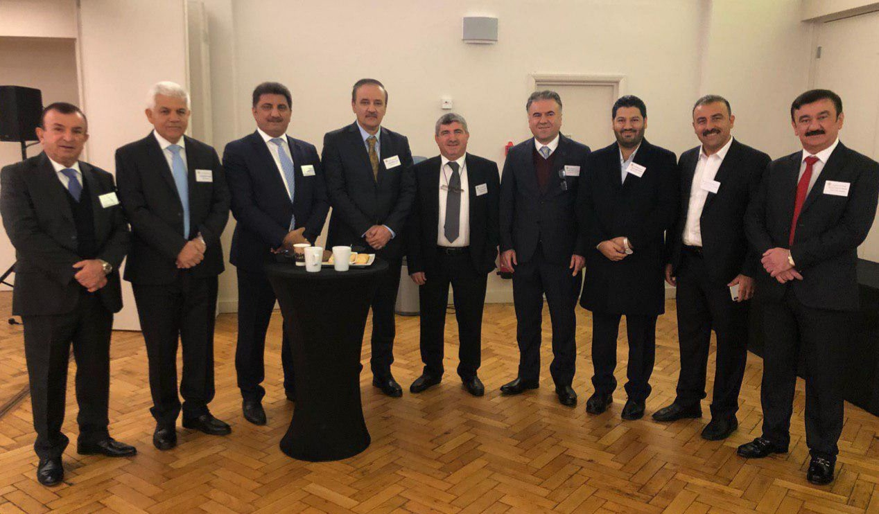 EPU Attending An Iraqi-British Business Conference In London
