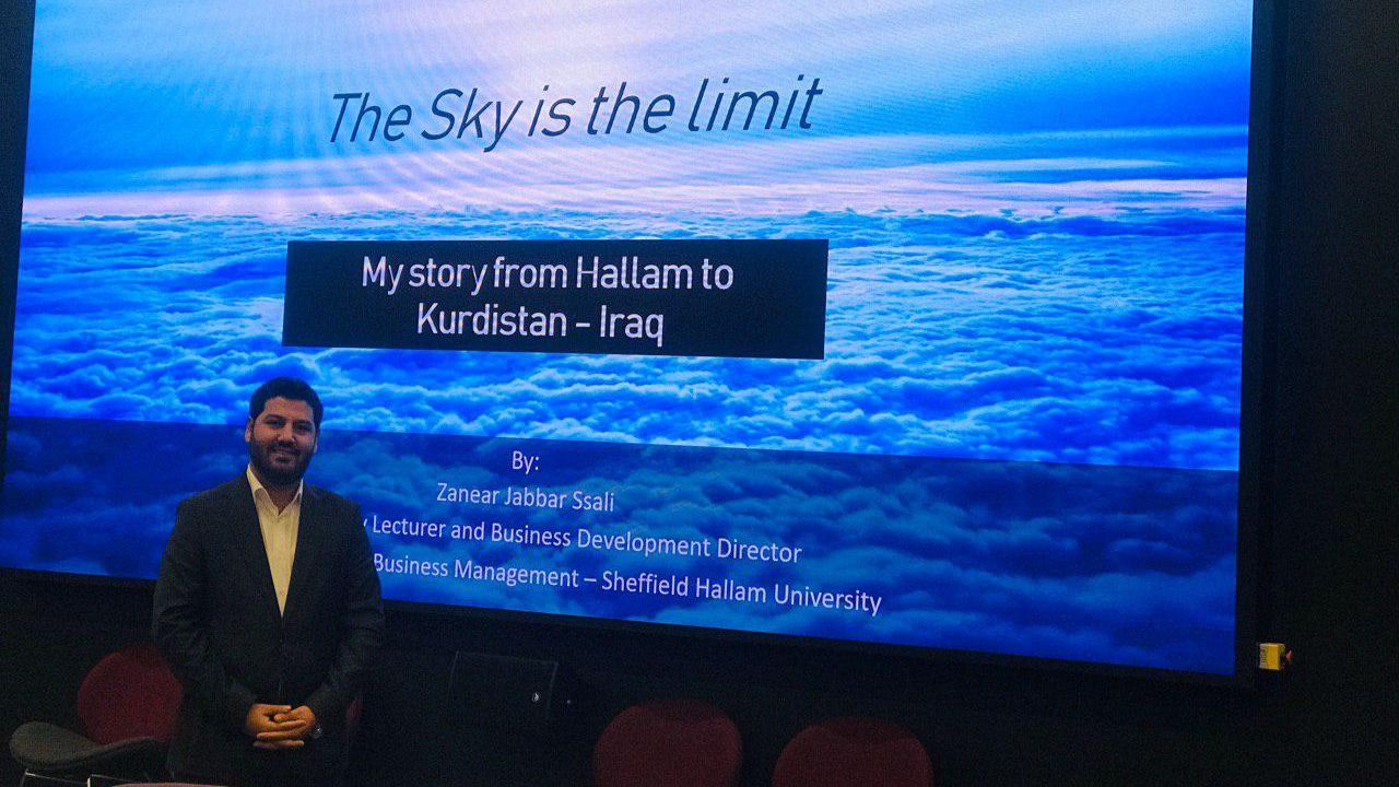 A Lecturer Of EPU Has Delivered A Seminar At Sheffield Hallam University Of The U.K.