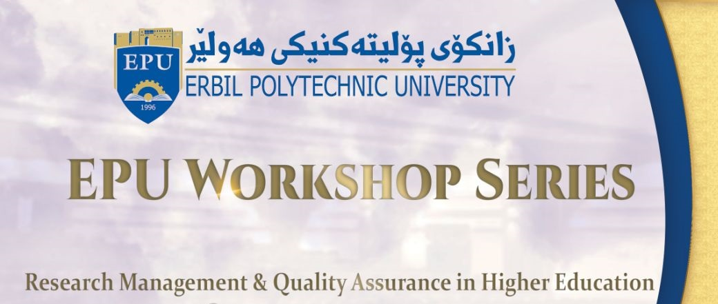EPU Announces A One Month Workshop In The Scientific Research Center