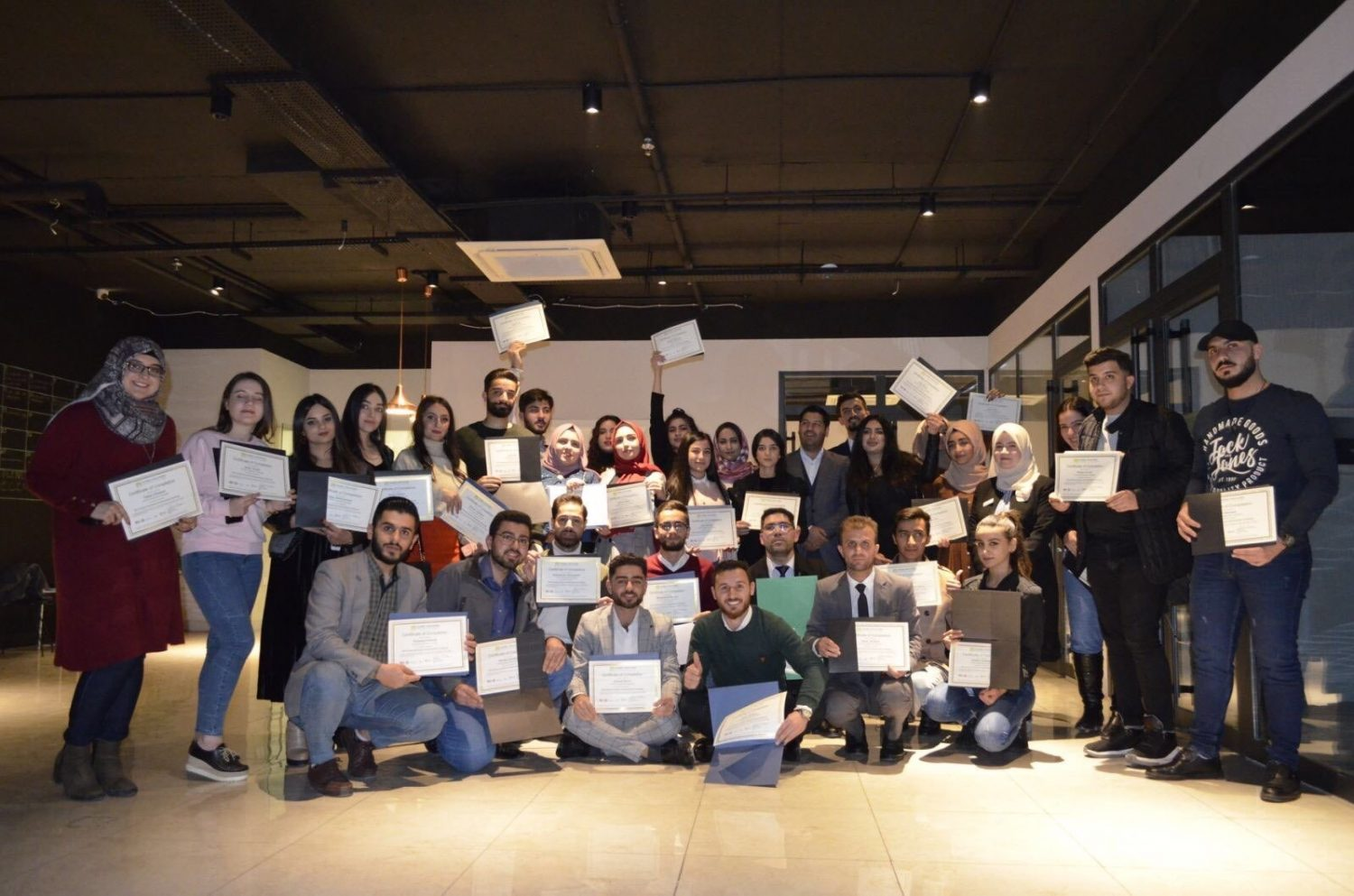 Erbil Polytechnic University Successfully Fulfilled The Training Course Of Global Solutions Sustainability Challenge