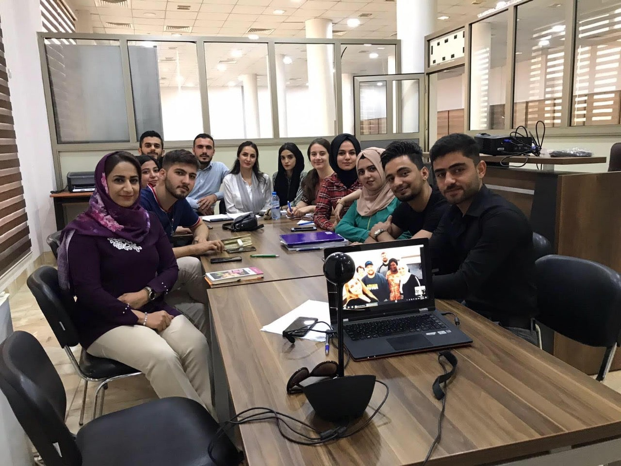 Erbil Polytechnic  University Students Win IREX Small Grant