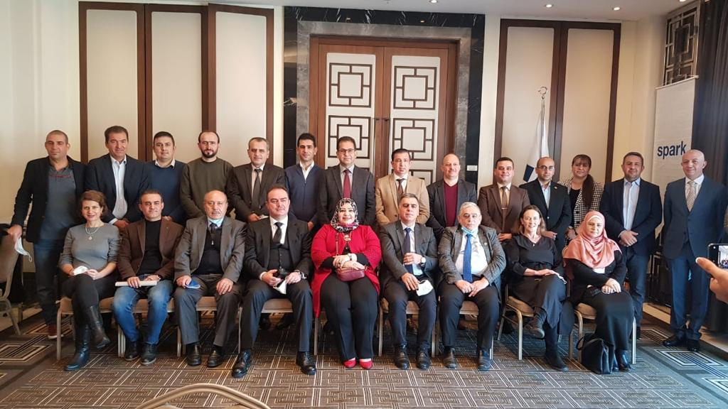 A delegation of Academic Staff of EPU participated in a workshop in Turkey