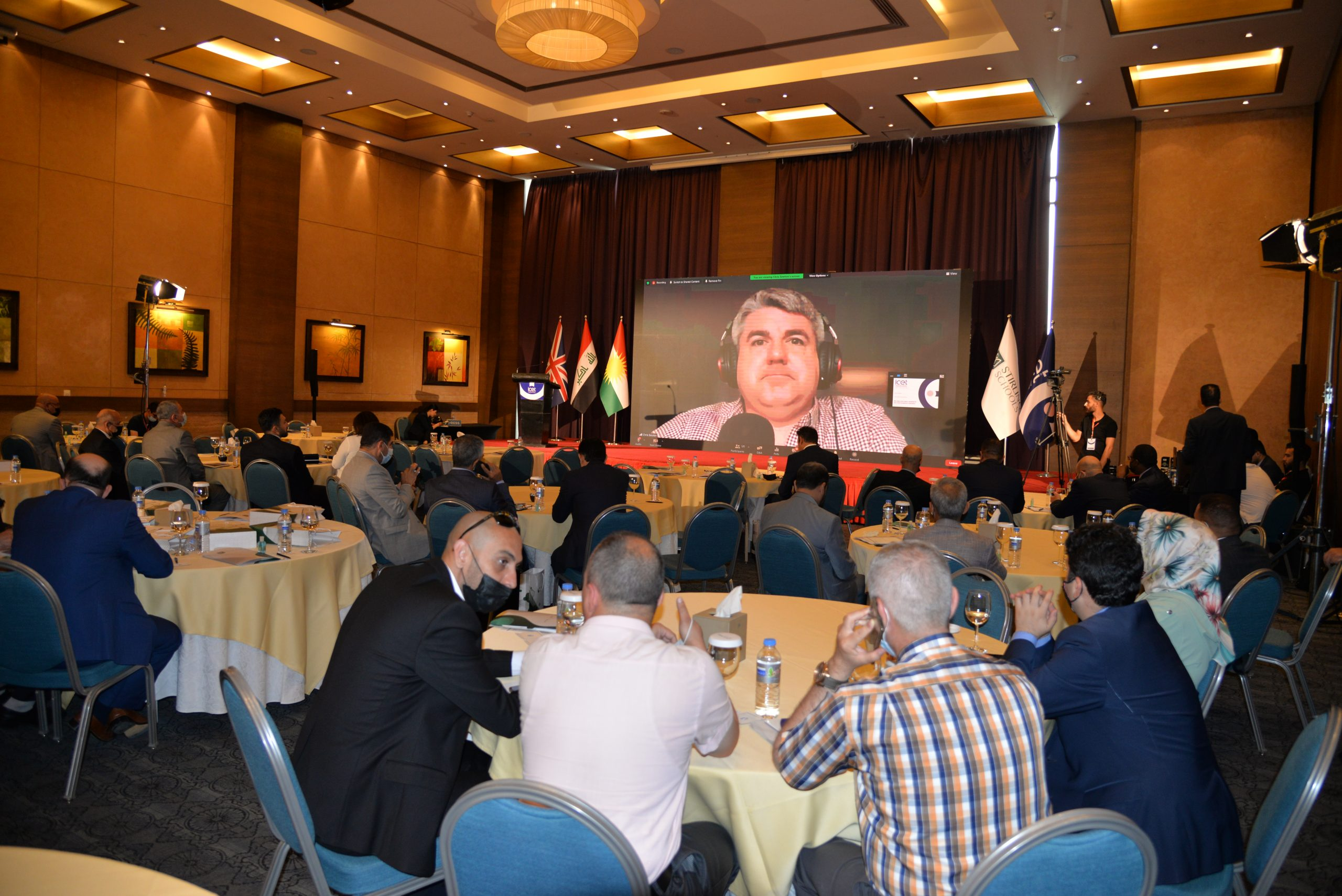 Erbil Polytechnic University Attends The First Annual International Conference on Education and Teaching