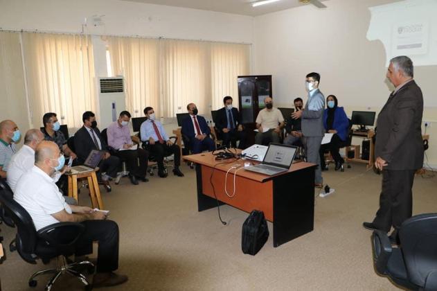 Erbil Polytechnic University Delivers Several Workshop About ECTS Database
