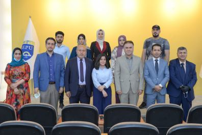 Erbil Polytechnic University Students Win A Financial Grant Support