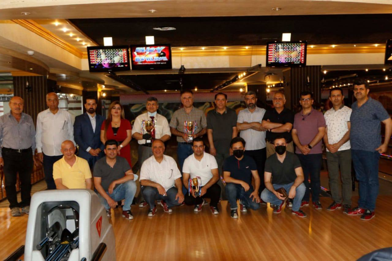For the First Time Erbil Polytechnic University Manages Two Bowling Game Leagues