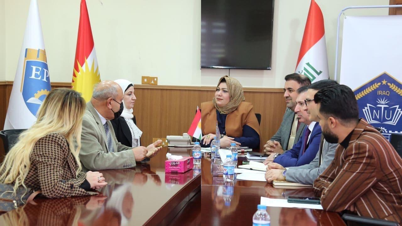 EPU Presidency Hosted the Northern Technical University Delegation