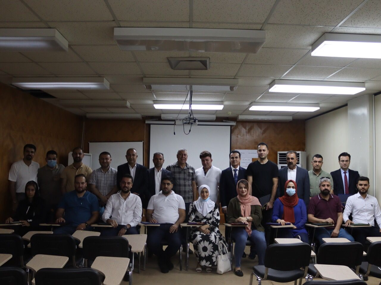 Physiotherapy Department of Erbil Technical Health College Celebrated World Physical Therapy Day